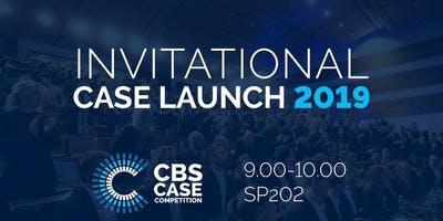 INVITATIONAL CASE LAUNCH 2019