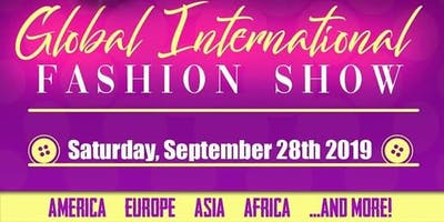 Global Global International Fashion Show