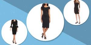 Little Black Dress Fashion Show