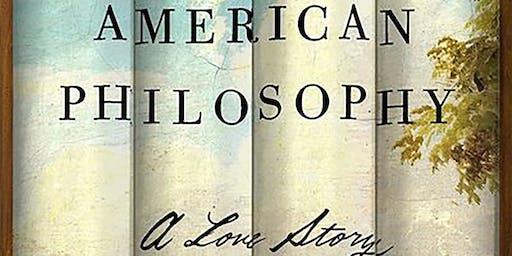 Mount Auburn Book Club: American Philosophy: A Love Story by John Kaag