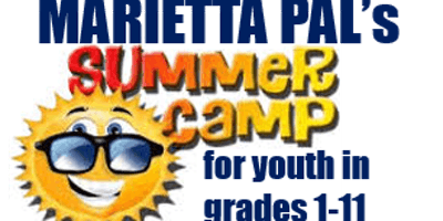 2019 MARIETTA PAL SUMMER CAMP