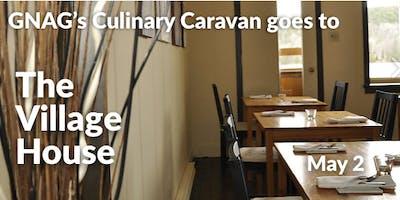 Culinary Caravan: Village House May 2