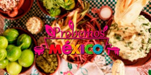 Primer Congreso Nacional de Gastronomía Probemos México los Cabos, BC Sur.