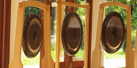 Relaxing Gong Bath in Godalming tickets
