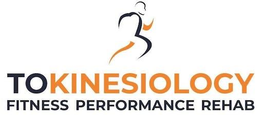 TO Kinesiology - Nutrition seminar