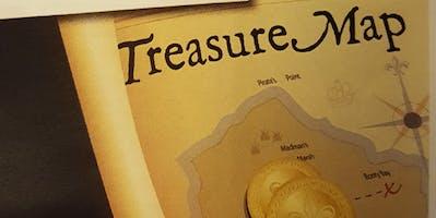 Pirate Treasure Trail In Burley Village