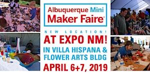 Albuquerque Mini Maker Faire 2019
