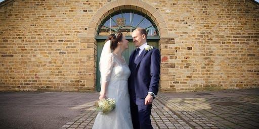 Barnsley's Biggest Wedding Show at Elsecar Heritage Centre