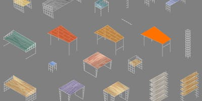 Furniture Making + Fitting Out Spaces