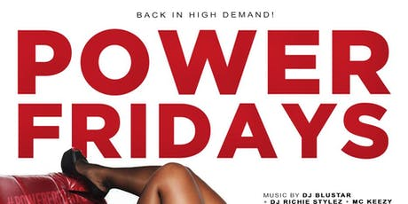 DC'S #1 FRIDAY PARTY @ POWER NIGHT CLUB tickets