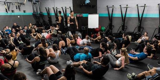 Full Body HIIT & TRX Training