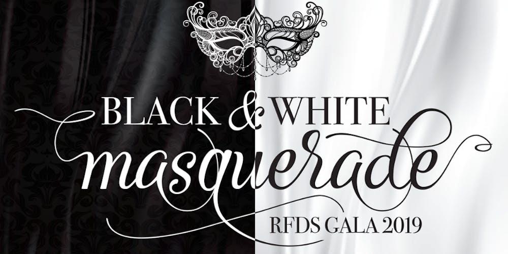 020ecdf7b0 2019 Wings For Life Gala - Black   White Masquerade Ball Tickets ...