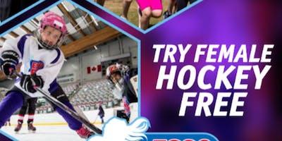 Try Female Hockey - Free
