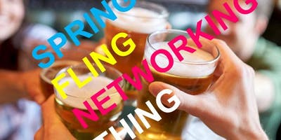 IICF's Spring Fling Networking Thing 2019