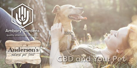 CBD and Your Pet tickets