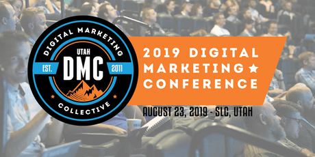 2019 UTAH DMC ANNUAL CONFERENCE tickets