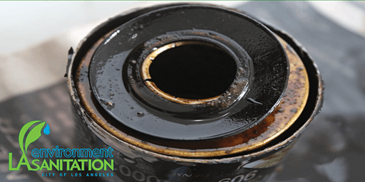Dec. 14th - Used Oil Filter Event - Free Exchange - Van Nuys