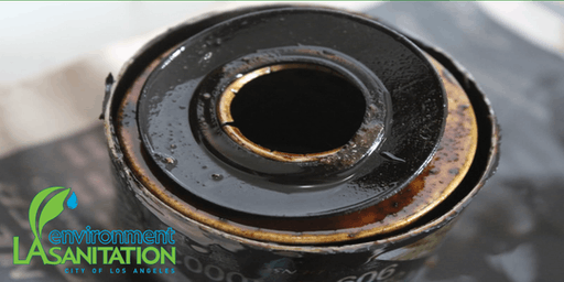 Dec. 21st - Used Oil Filter Event - Free Exchange - Los Angeles
