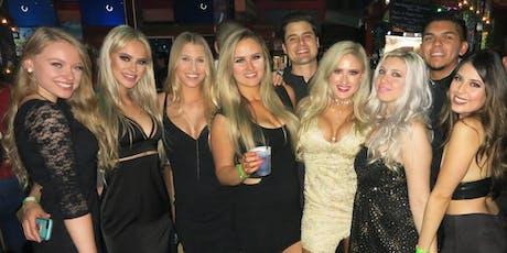 Hot Summer Nights Bar & Nightclub Crawl w/ 3 Drinks Included  tickets