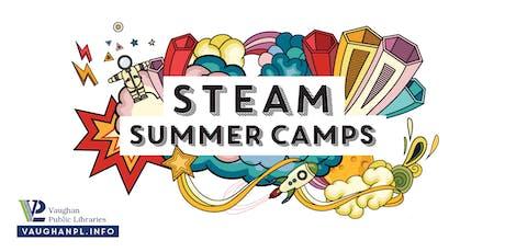 STEAM Summer Camp: Maker Madness tickets