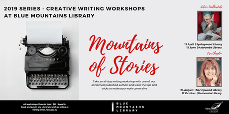 Mountains of Stories - Creative Writing Workshops tickets