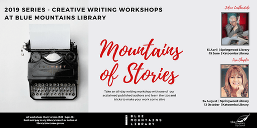 Mountains of Stories - Creative Writing Workshops