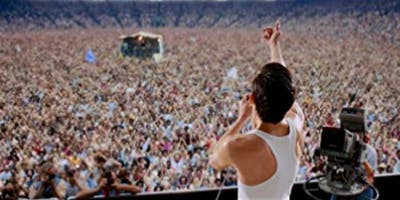 SEAFORD OPEN-AIR CINEMA - BOHEMIAN RHAPSODY (12A)
