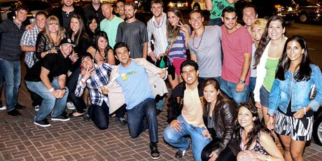 Labor Day Weekend Bar & Nightclub Crawl w/ 3 Drinks Included  tickets