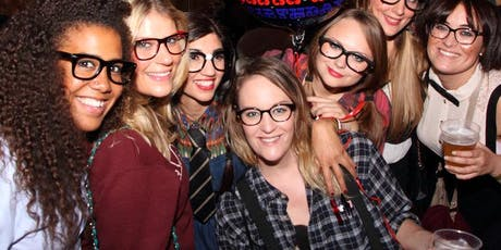 Revenge of the Nerds Bar & Nightclub Crawl w/ 3 Drinks Included  tickets