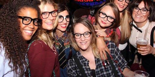 Revenge of the Nerds Bar & Nightclub Crawl w/ 3 Drinks Included