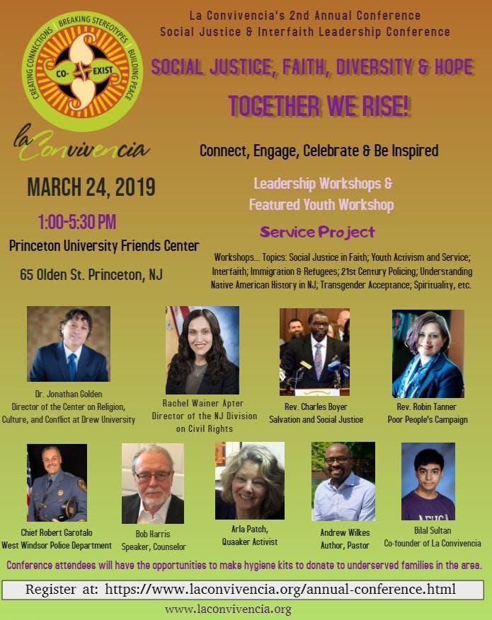 La Convivencia's 2nd Annual Social Justice an