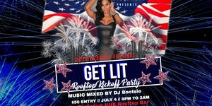 4th of July Essence Kickoff Rooftop Party