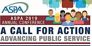 Vice President Biden Addresses 2019 ASPA Conference