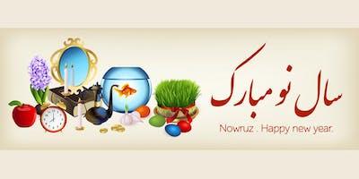 Iranian Nawruz Celebration With Live Entertainment