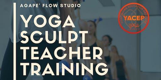 Yoga Sculpt Certification