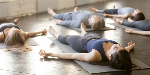 Yoga for Stress - July