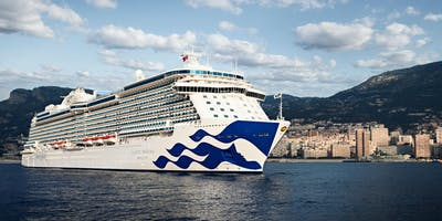 Princess Cruises showcase | RAC Travel Applecross