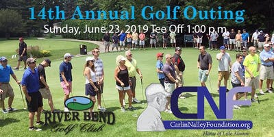 14th Annual Carlin Nalley Foundation Golf Outing & Scholarship Fundraiser