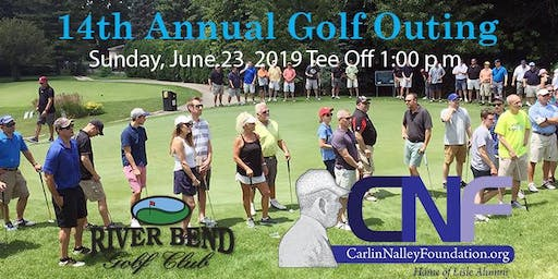 14th Annual Carlin Nalley Foundation Golf Outing & Scholarship Fundraiser