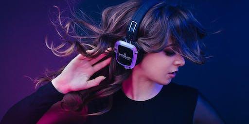Silent Disco x Moby's Salt Spring Island Feat. DJ DANIEL TRUMP