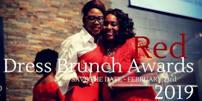 2020 Annual Red Dress Brunch Awards