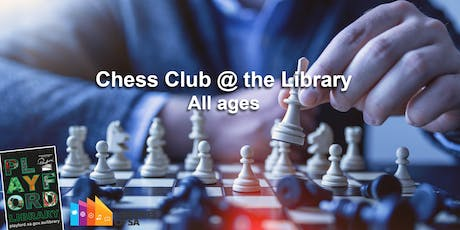 Chess Club @ the Library tickets