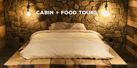 June Farms Cabin + Food Tour! tickets