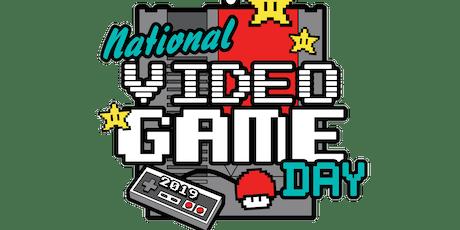 2019 Video Game Day 1 Mile, 5K, 10K, 13.1, 26.2 -Santa Fe tickets