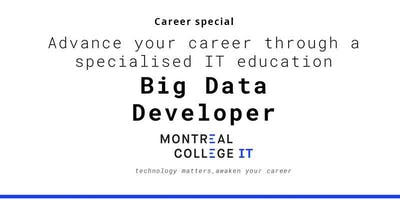 Advance your  career with a Big Data program in 2019