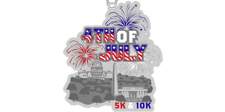 2019 4th of July 5K & 10K- Baton Rouge tickets