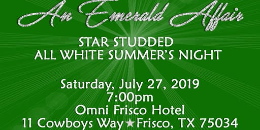 An Emerald Affair Star Studded All White Summer's Night