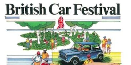 Chicagoland British Car Festival tickets