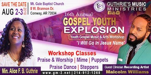 Gospel Youth Explosion 2019