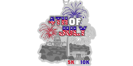 2019 4th of July 5K & 10K- Raleigh tickets